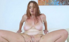 Luscious Chick Lennox Luxe Gets Banged By Driver