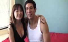 cute amateur couple jade and shane are shooting for