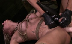 FetishNetwork Marsha May bondage slave