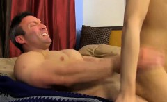 Kyler Moss seduces a handsome hunk daddy and gets fucked