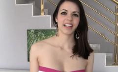 Gorgeous Latina Mia Shows He Big Tits