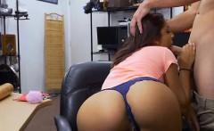 Plumper Big boobie Mila Martinez Sucking In Da Pawn Shop