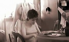 my step mom naked in her dressing room