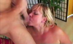 Cumhozed horny granny