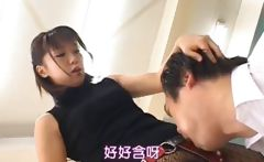 Bunko Kanazawa Naughty Asian teacher