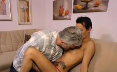 hausfrau ficken   housewife mature german is fucked hard