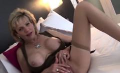 Cheating british milf gill ellis displays her huge tits
