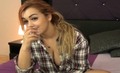 busty cam girl showcase on cam
