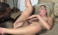 Son witness how his mom Lisa Demarco gets fucked by a BBC