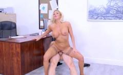 Brazzers - Dirty blonde mild Olivia Fox gets