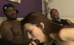 Teen Jenna Justine all holes railed by big black dicks
