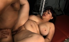 fat slut with huge boobs twilight starr fucks a black cock in the gym