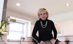 Adulterous British Mature Lady Sonia Showcases Her Massive M