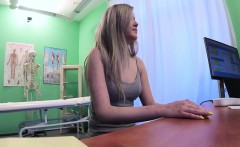 lee anne in kazakh chick busts doctors bollocks