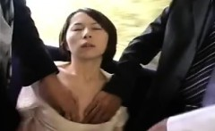 Beautiful Asian girl reveals her cocksucking skills in a pu