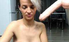 Excited Teen Slut Caught On Cam