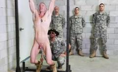Military Gay Porn Examination Boys Good Anal Training