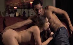 Wild Babe Enjoys Having Freaky Sex With Her Black Fucker