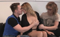 penniless lover lets foxy buddy to screw his ex girlfriend f