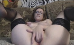 My Wife Enjoys Toying Pussy And Ass On Our Bed