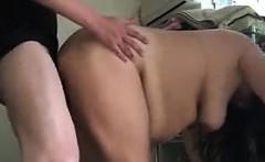 Fat BBW ass on cam