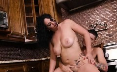 Luscious Slut Cristal Caraballo Enjoys Big Cock And Jizz