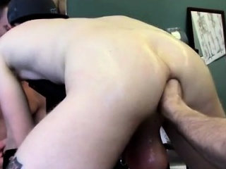 Teenagers boys gay sex massage fuck First Time Saline Inject