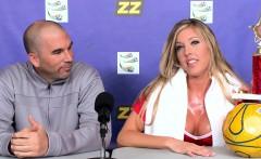 Brazzers - Big Tits In Sports - Suck-Sex in