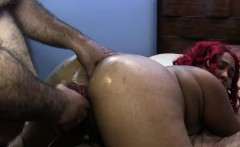 masterbating with big dildo toys laylared takes it all in