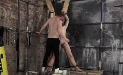 Kamyk Walker and Sean Taylor get naughty in the dungeon