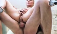 A scandalous blonde inexperienced milf homemade hardcore