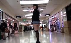 super mini skirt in public   watch part2