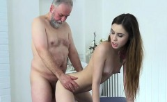 Horny Teen Elle Rose Gets Fucked And Cum Sprayed