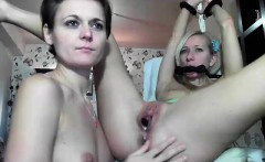 Fetish lesbian rims and toys ass