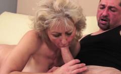 dicksucking grandma pussy banged from behind