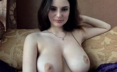 Busty Babe With Big Boobs