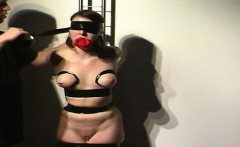 Supple Woman Tit Torture Complete Bdsm Adult Xxx