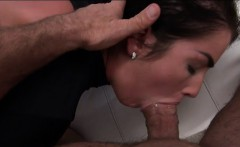 Lauren n Evelina deepthroats cocks till Lauren anally fucked
