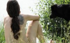 hot amateur chicks nudist voyeur video