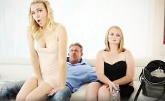 FamilyStrokes - Horny Stepmom Seduces and Fucks Son