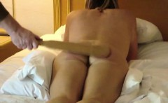 Nice Spanking Video With Some Cute Blonde Girls Spanking