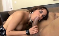 Cassie Cruz amateur latina brunette girlfriend doing blowjob