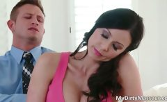Awesome brunette MILF Kendra Lust