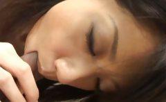 Amazing hairy Japanese schoolgirl