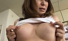 Mature nihonjin girl is incredible