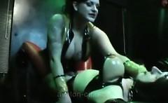 Seductive Hottie BDSM Femdom Porn And Spanking