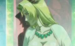 Hentai Princess gangbanged and cumshot