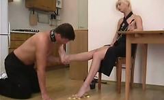 Cruel Teen In Seductive Foot Fetish Fetish Porn
