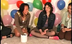Lesbian students truth or dare