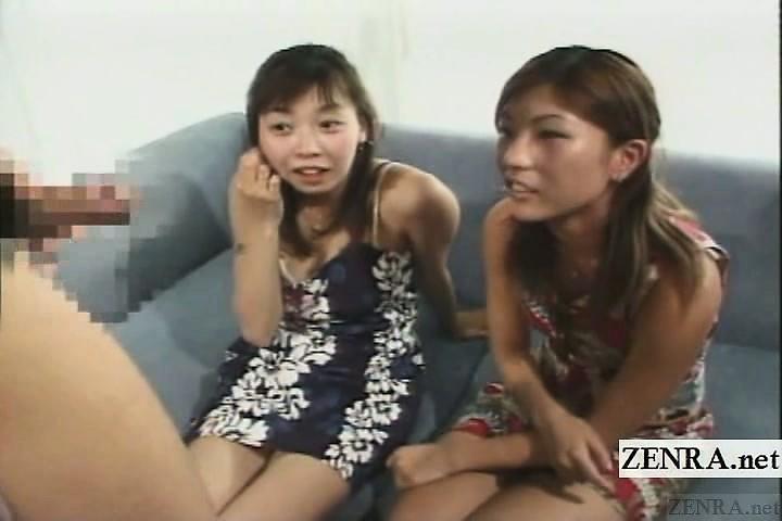 Japanisch Cfnm Handjob Blowjobs